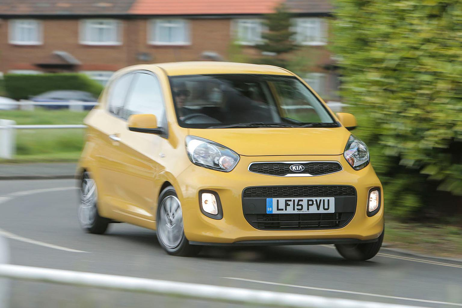 2015 Kia Picanto 1.0 SR7 3dr review