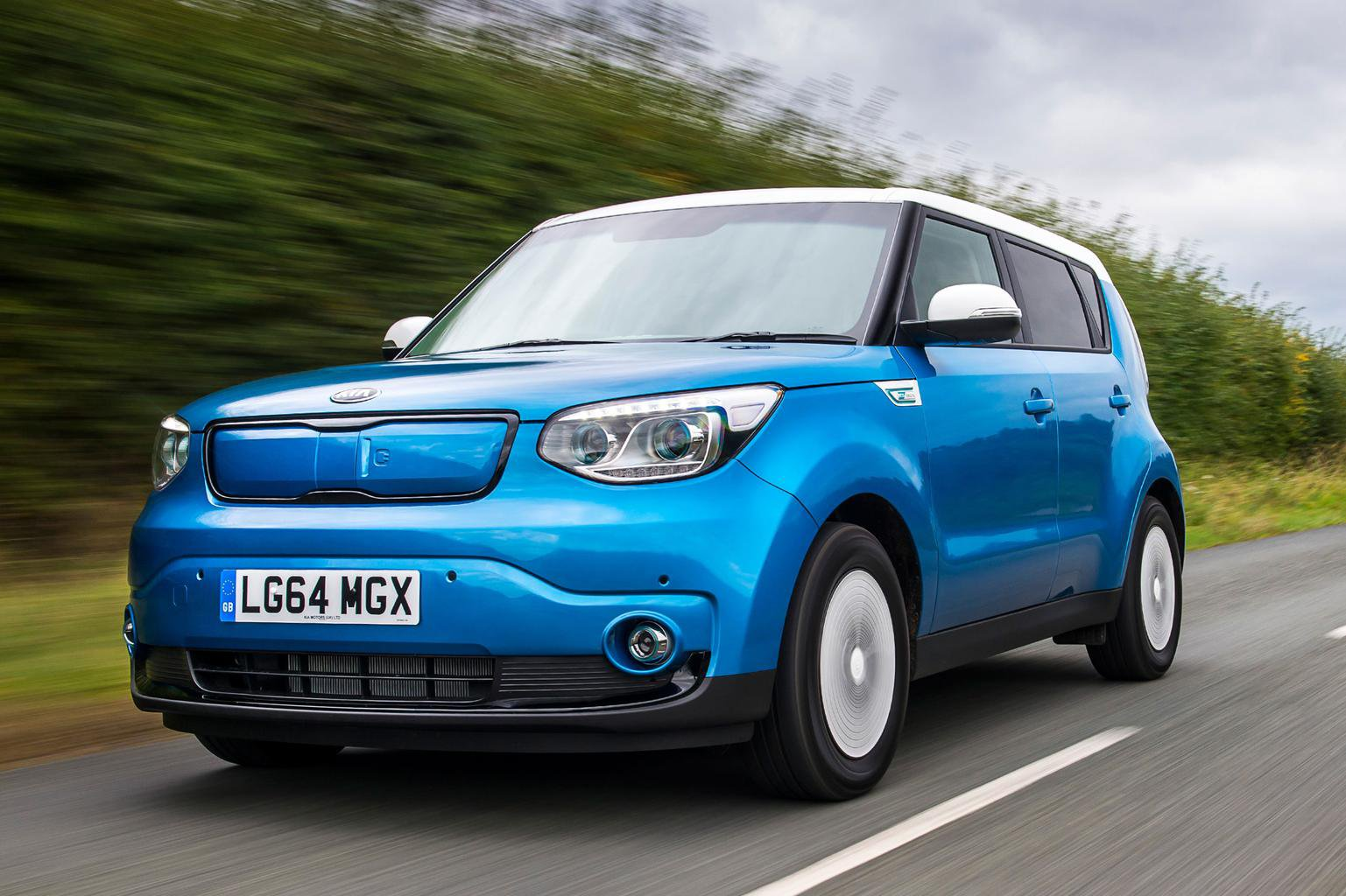 Deal of the Day: Kia Soul EV