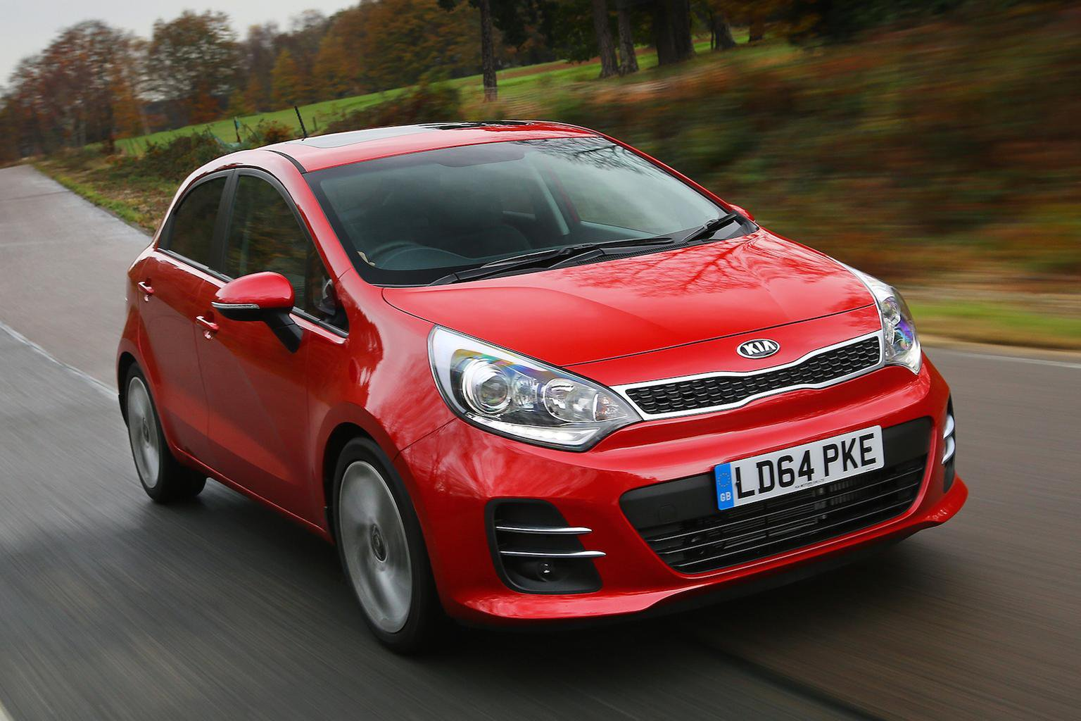 2015 Kia Rio - prices, engines, specs