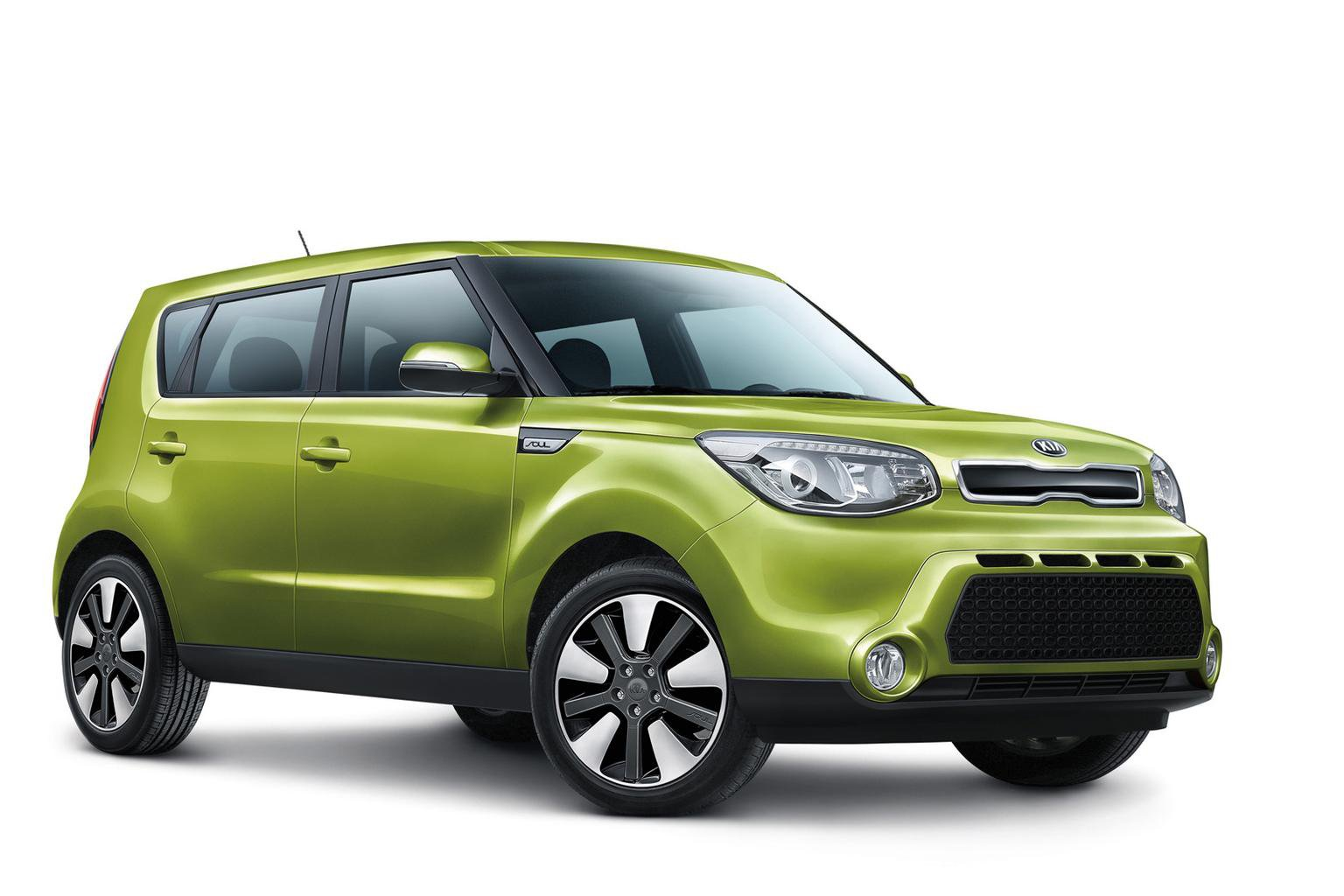 Electric Kia Soul confirmed for UK