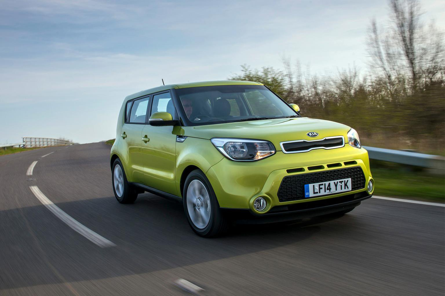 2014 Kia Soul prices start from 12,600