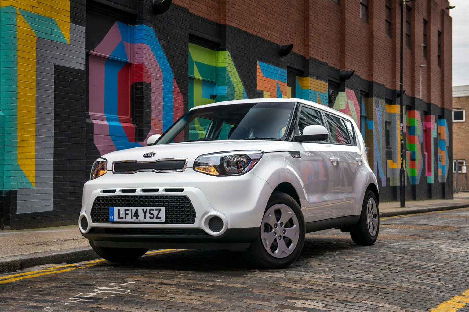Electric Kia Soul due to cost 25,000