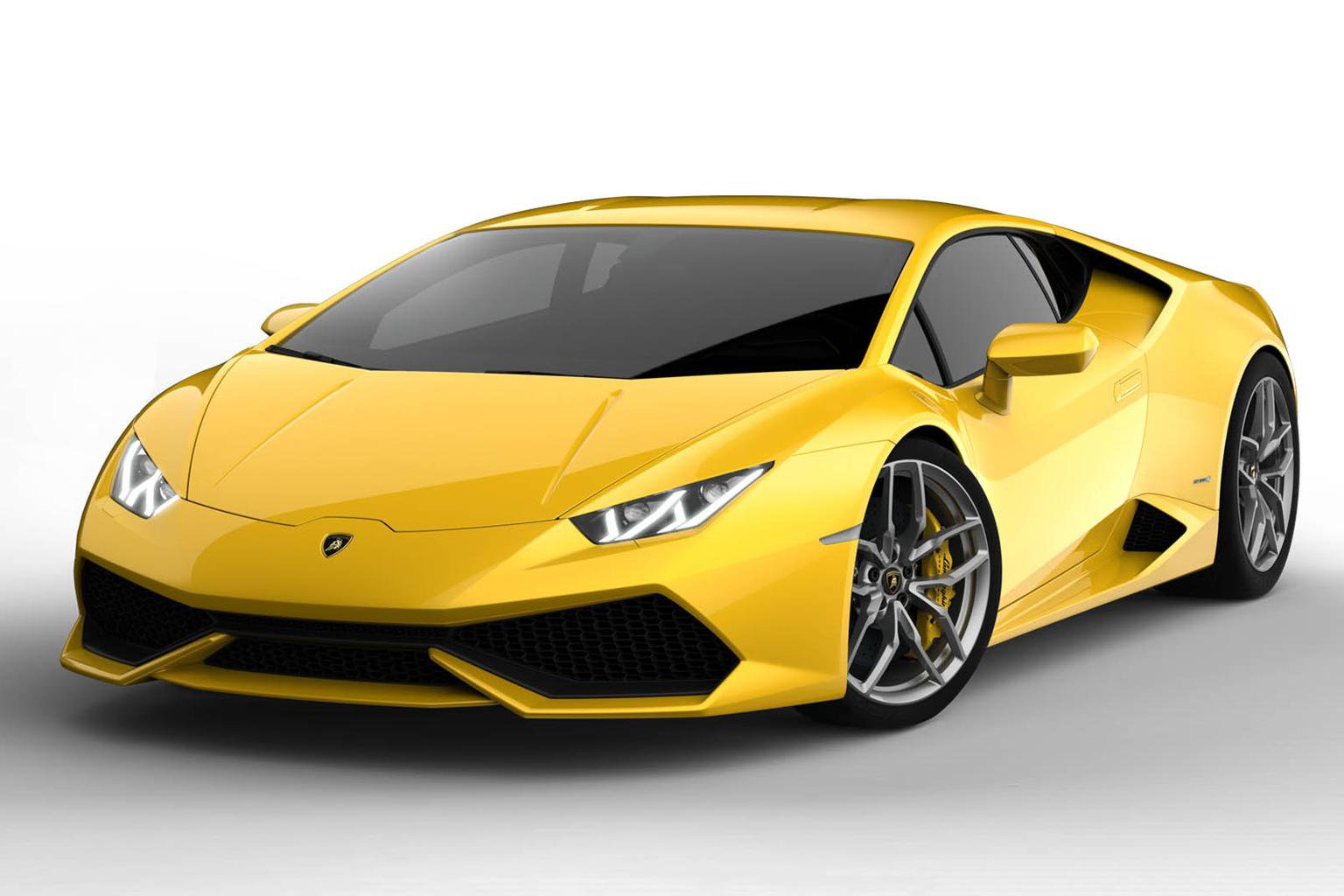 2014 Lamborghini Huracan revealed