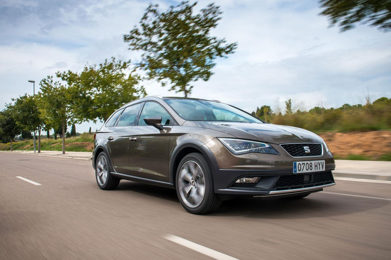 2014 Seat Leon ST X-Perience review