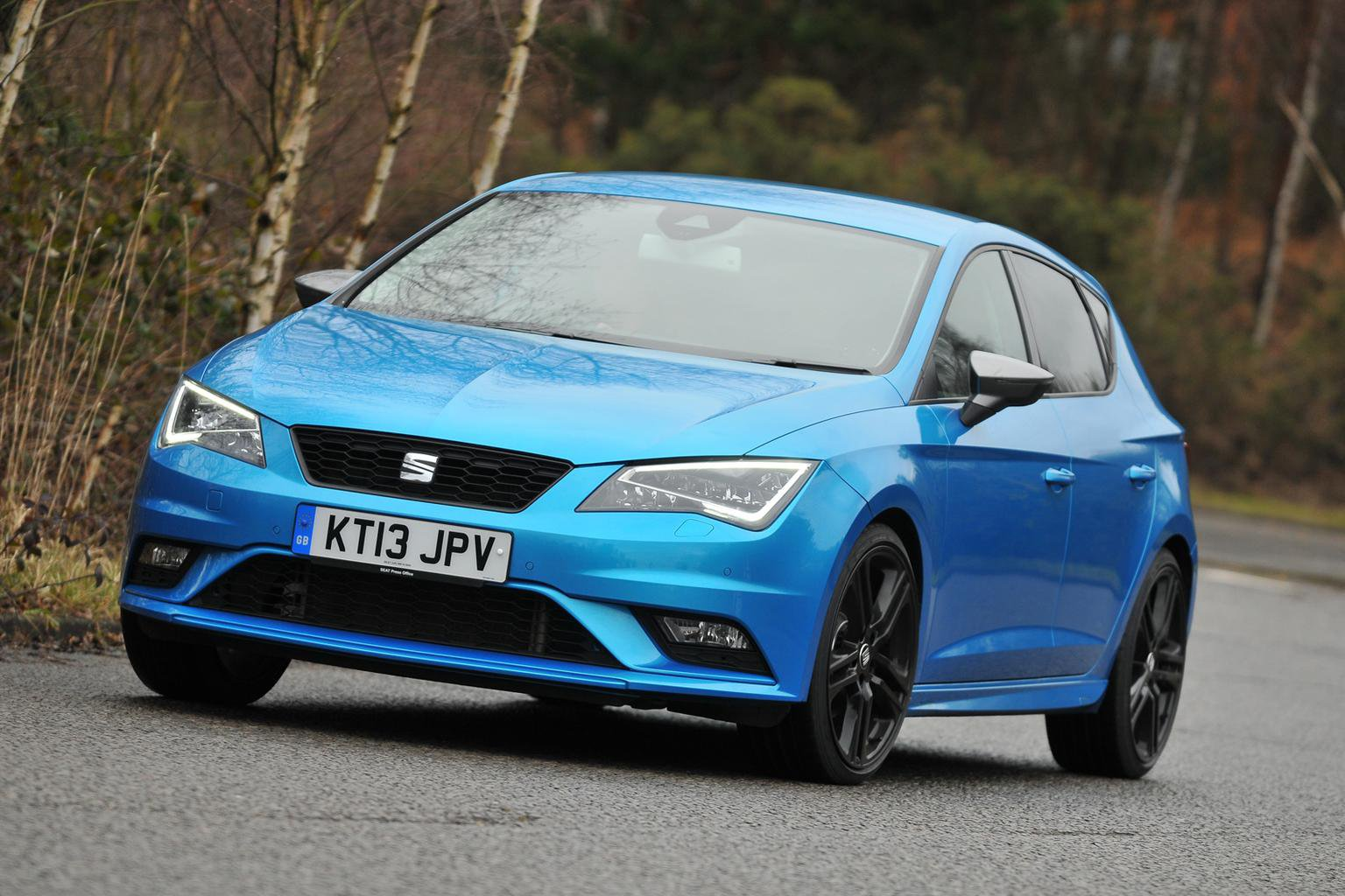 2014 Seat Leon Sports Styling Pack review