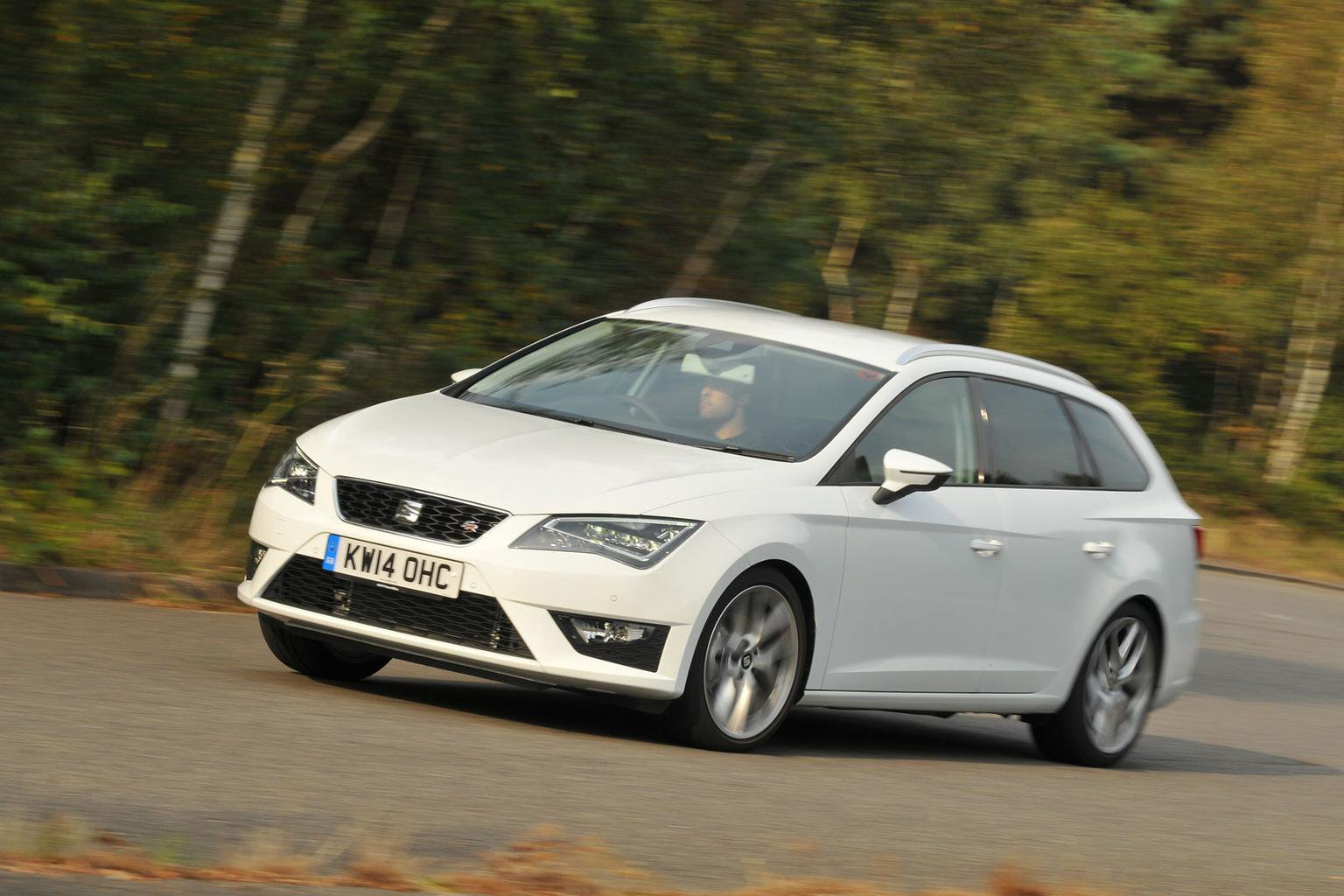 2014 Seat Leon ST 1.4 TSI 150 ACT review
