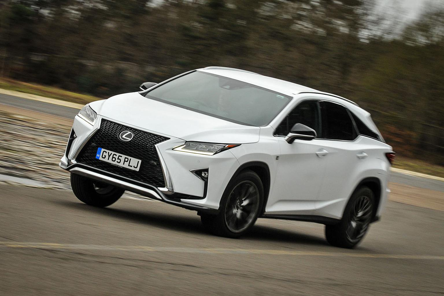 2016 Lexus RX200t review