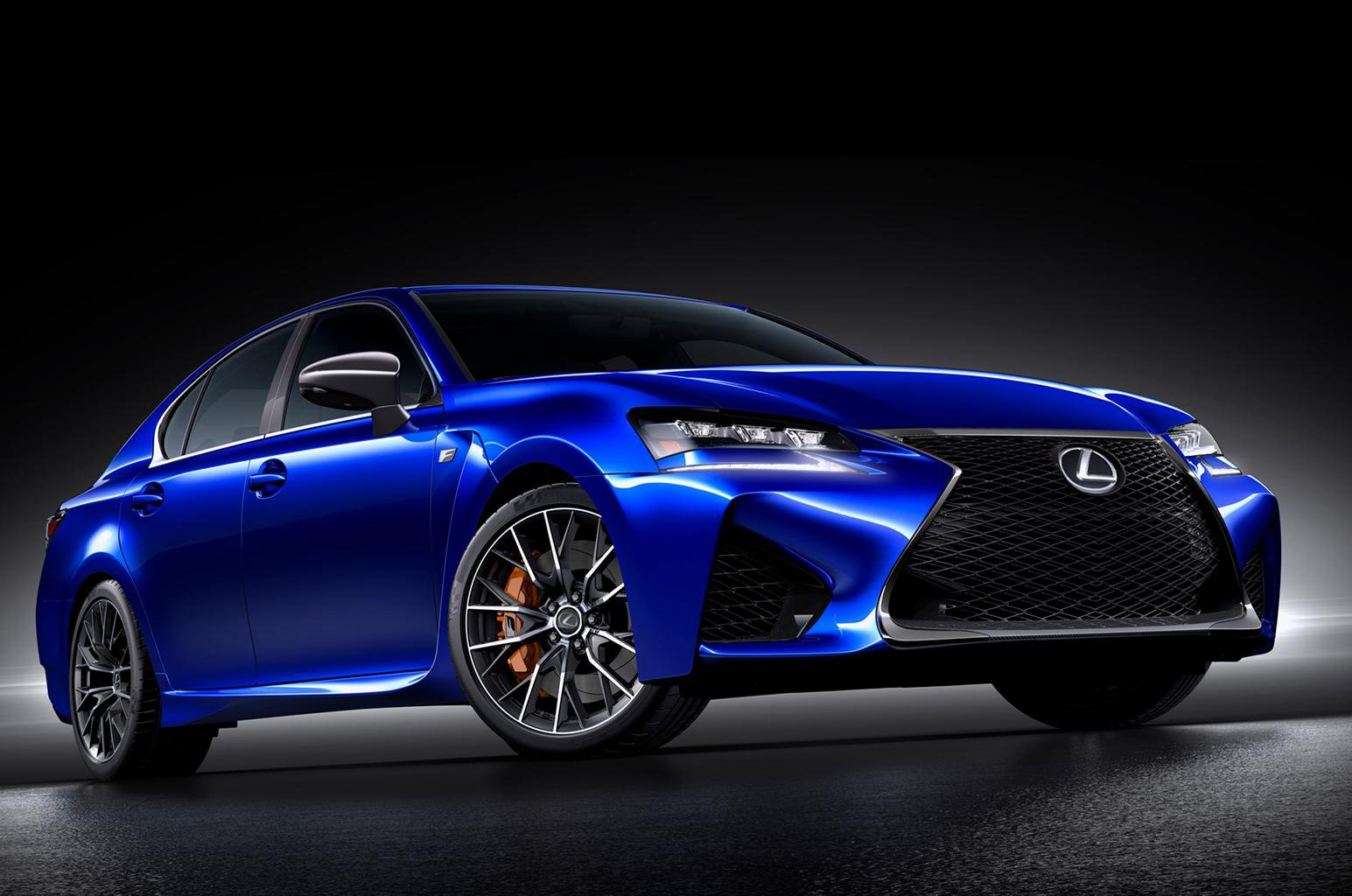 New 2015 Lexus GS-F - first pictures and spec