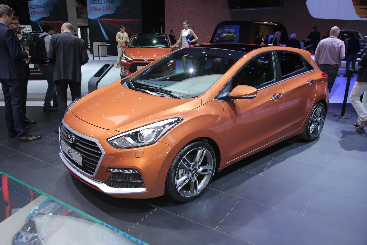 2015 Hyundai i30 face-lift - prices, engines, spec and release date