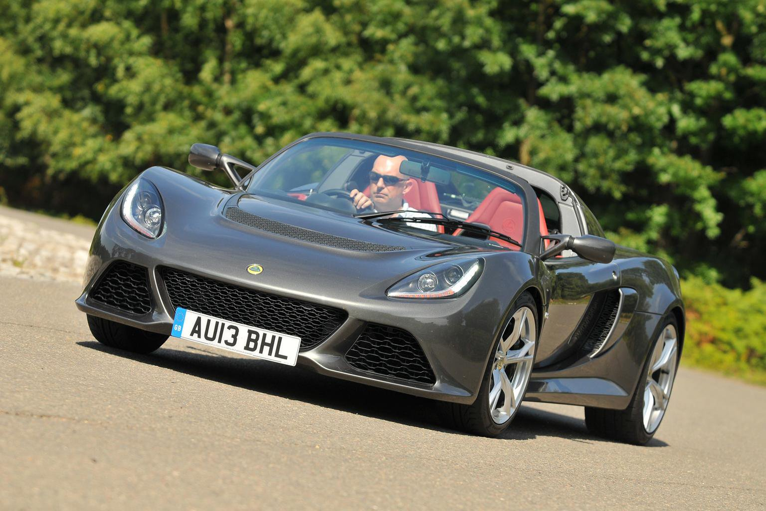 Lotus Exige S Roadster review