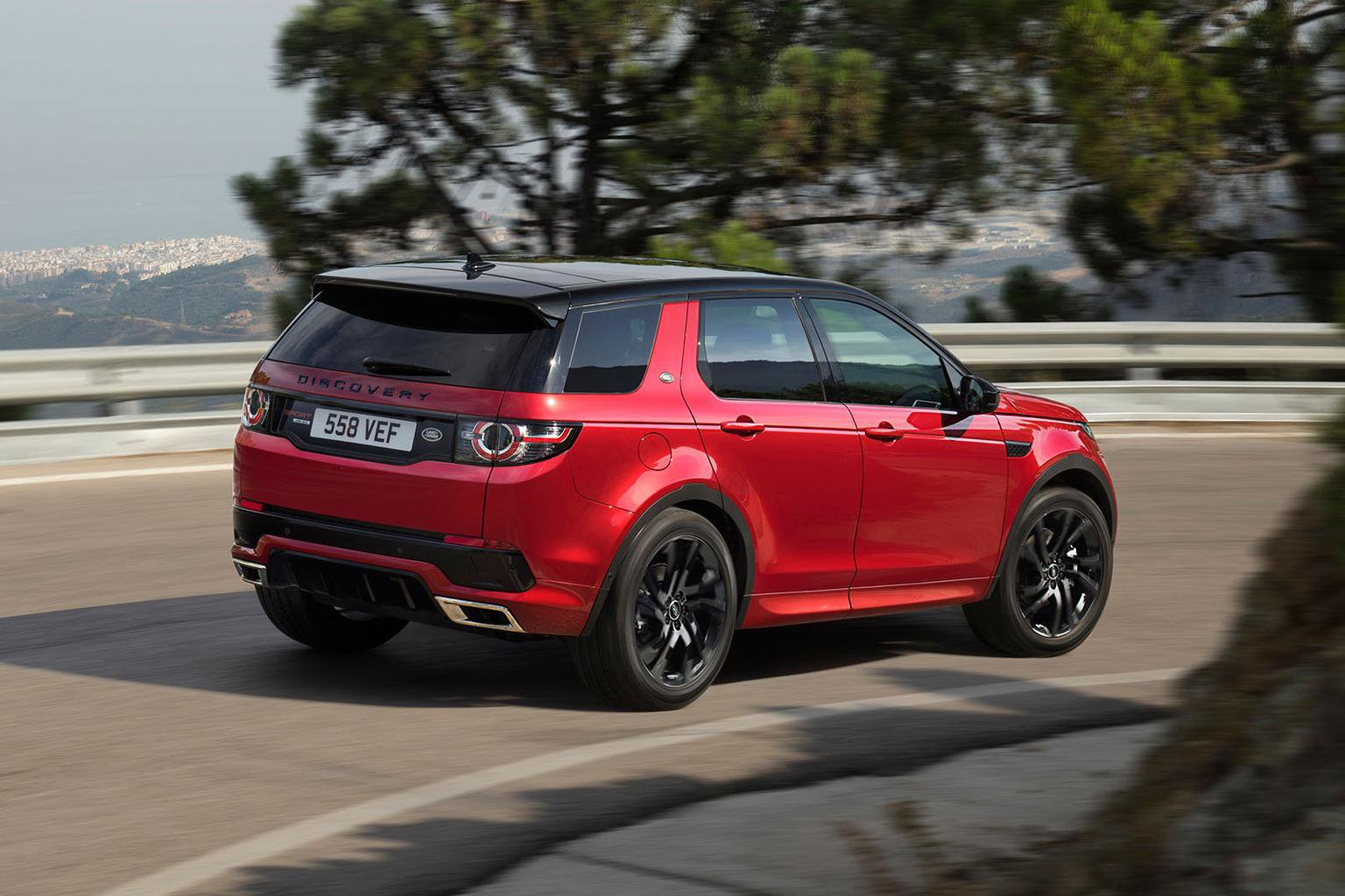 New Land Rover Discovery Sport HSE Dynamic Lux revealed