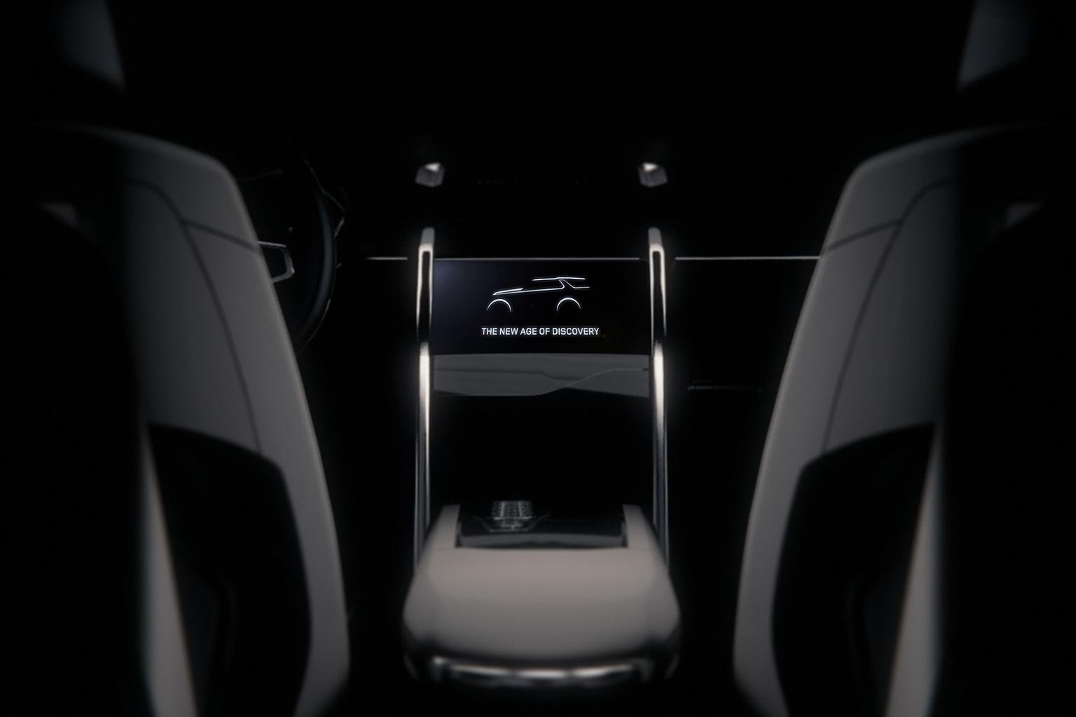 Land Rover to reveal Discovery Vision Concept at New York