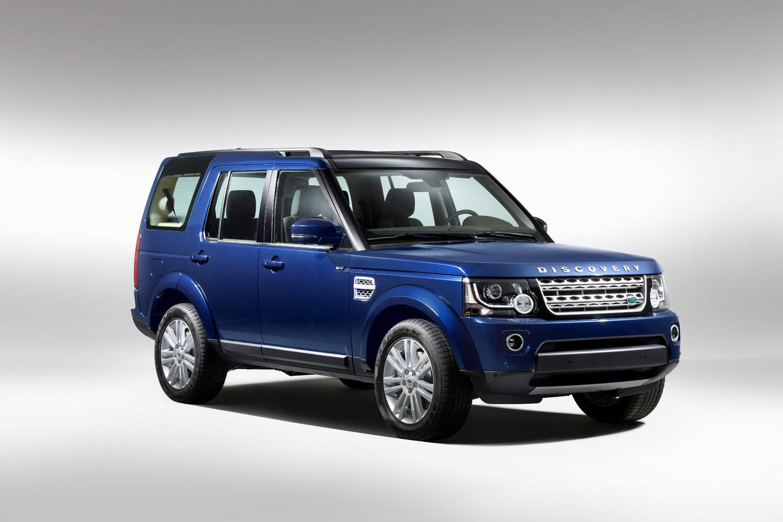 Facelifted Land Rover Discovery to be shown at Frankfurt