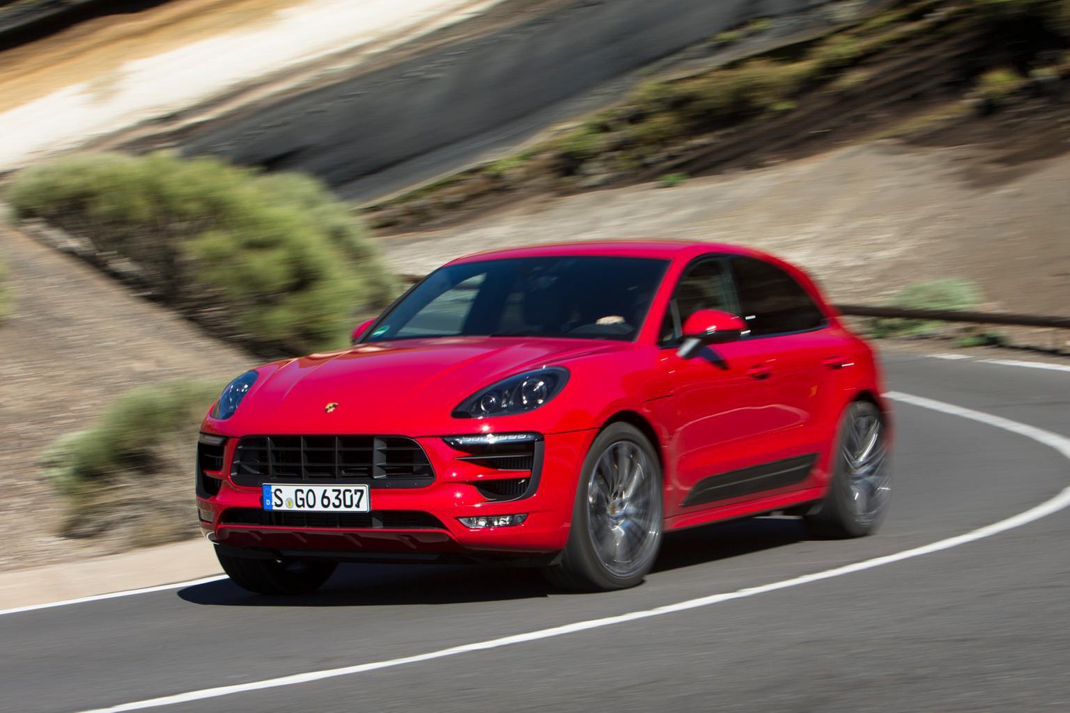 2015 Porsche Macan GTS review