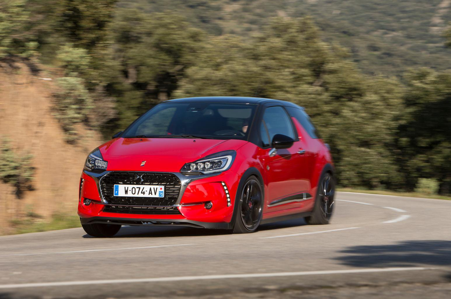2016 DS 3 Performance review