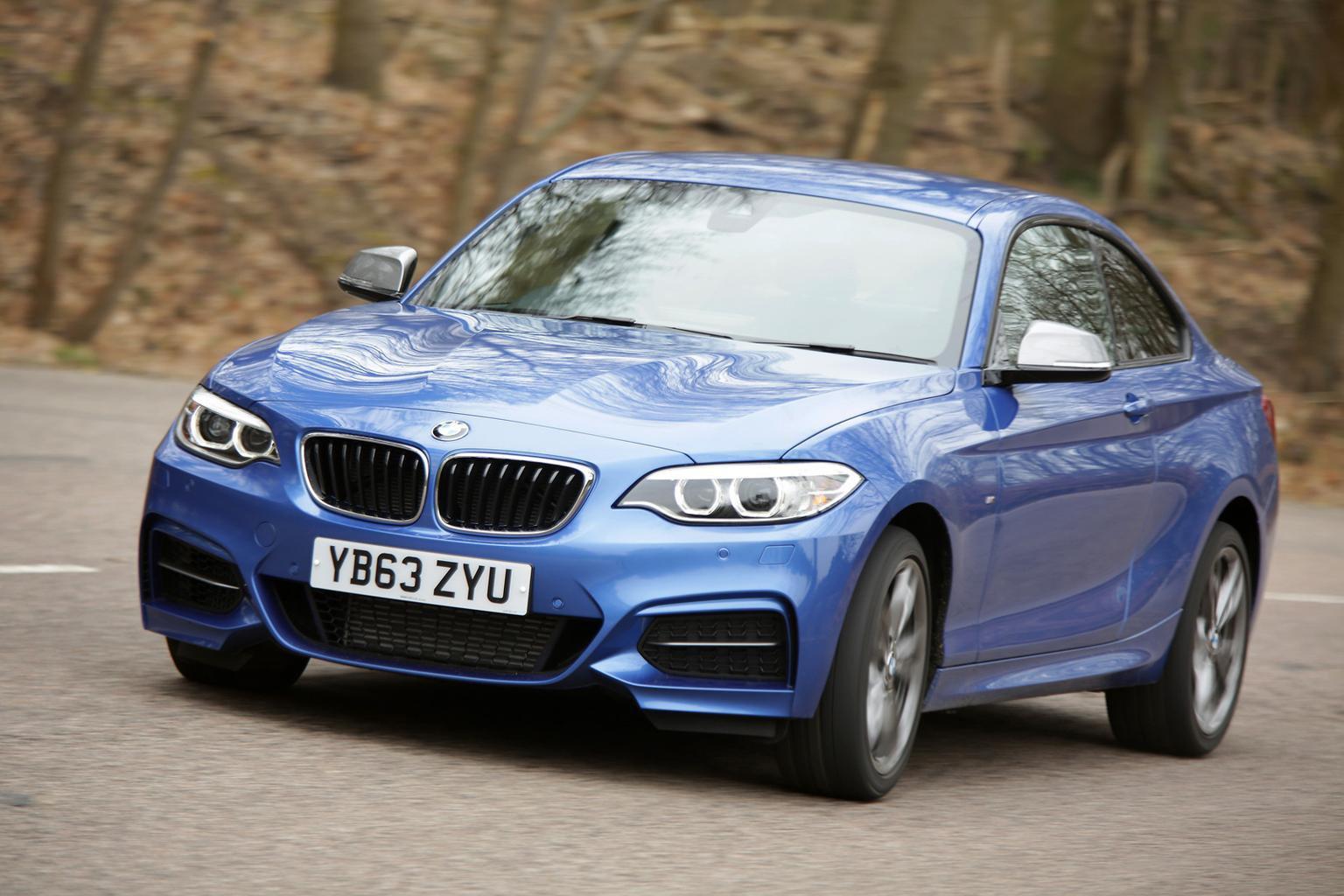 2014 BMW M235i review