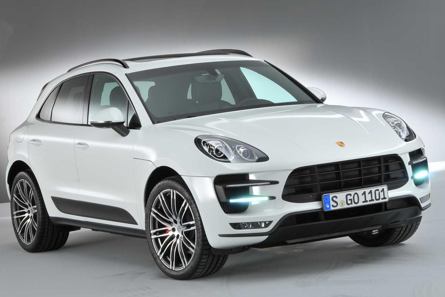 Four-cylinder Porsche Macan confirmed