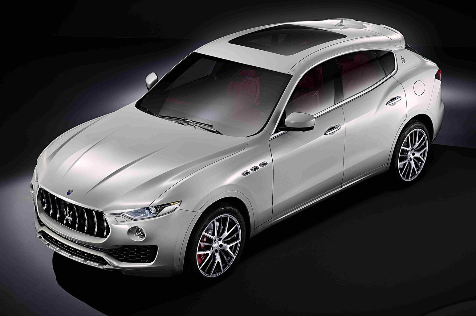 2016 Maserati Levante - engines, specification and pics