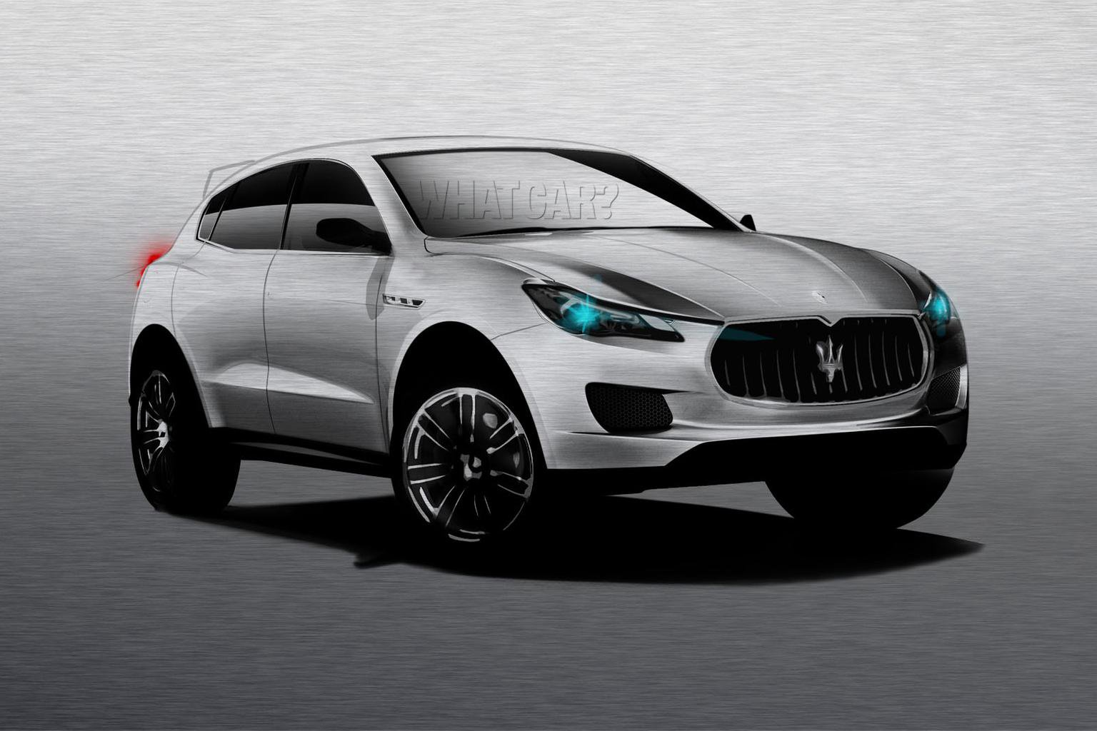 2015 Maserati Levante - on-sale date, engines and specification