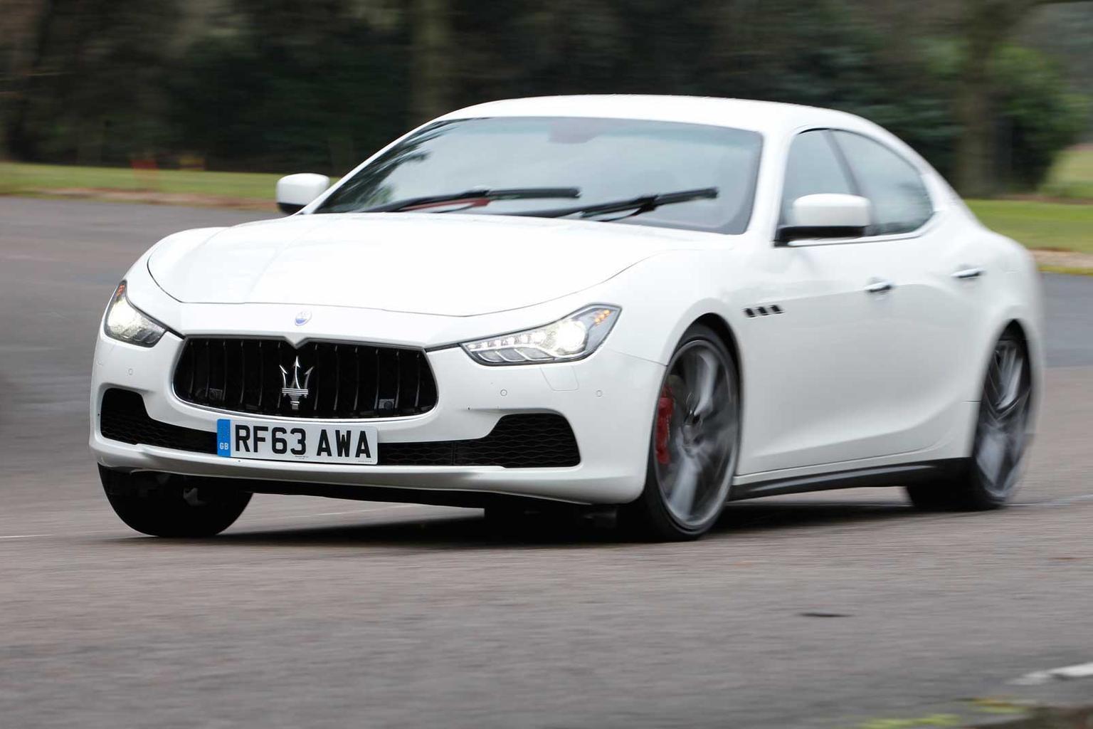 2014 Maserati Ghibli diesel review