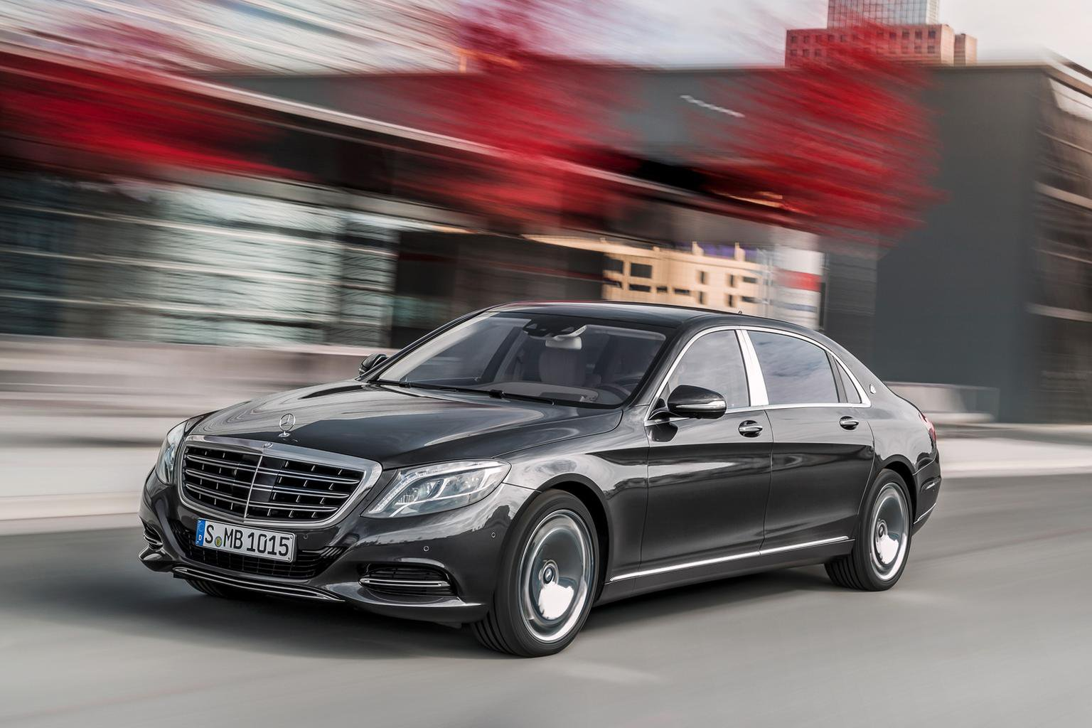 Mercedes changes naming system and confirms return of Maybach