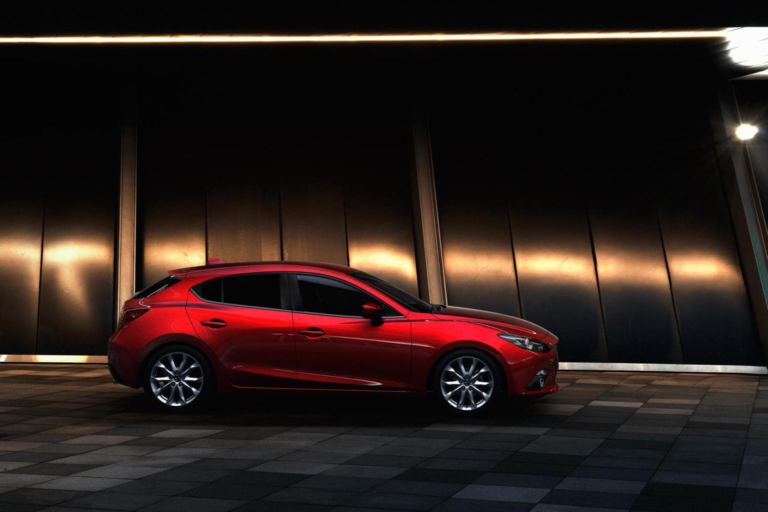 Safe as houses: six ways the all-new Mazda3 protects you and your family