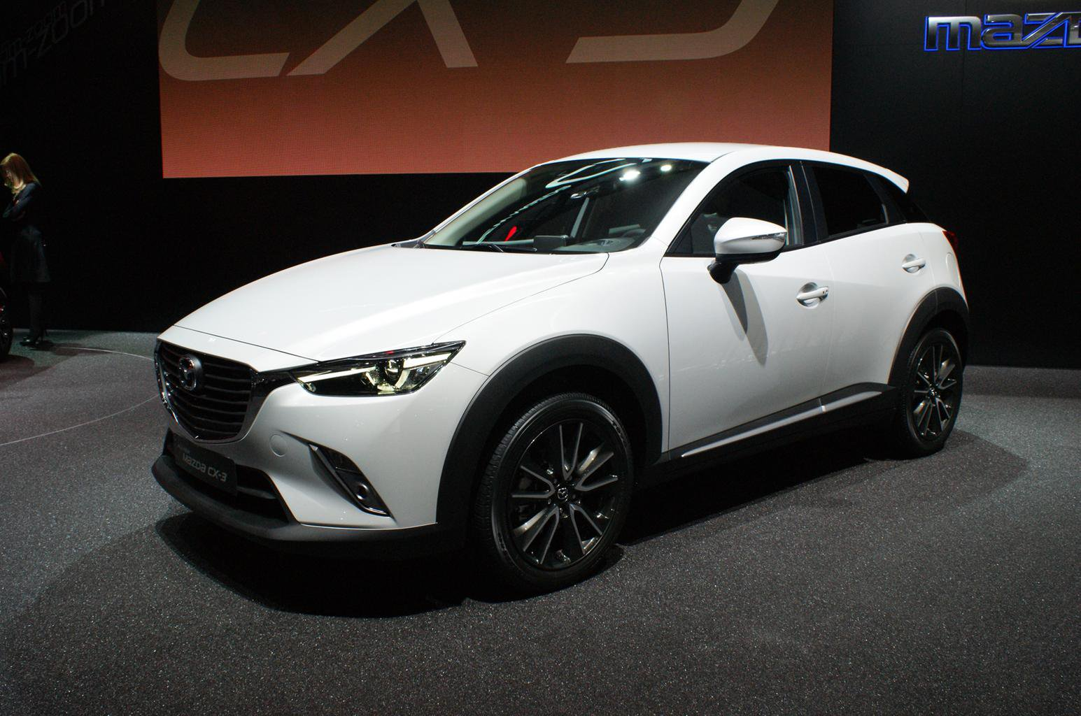 2015 Mazda CX-3 - full pricing, specs, engines and on-sale date