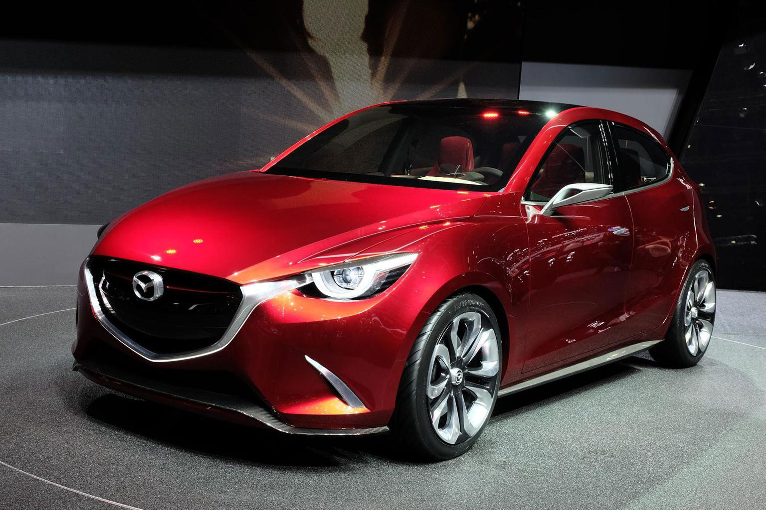 Mazda says Juke rival is 'feasible'