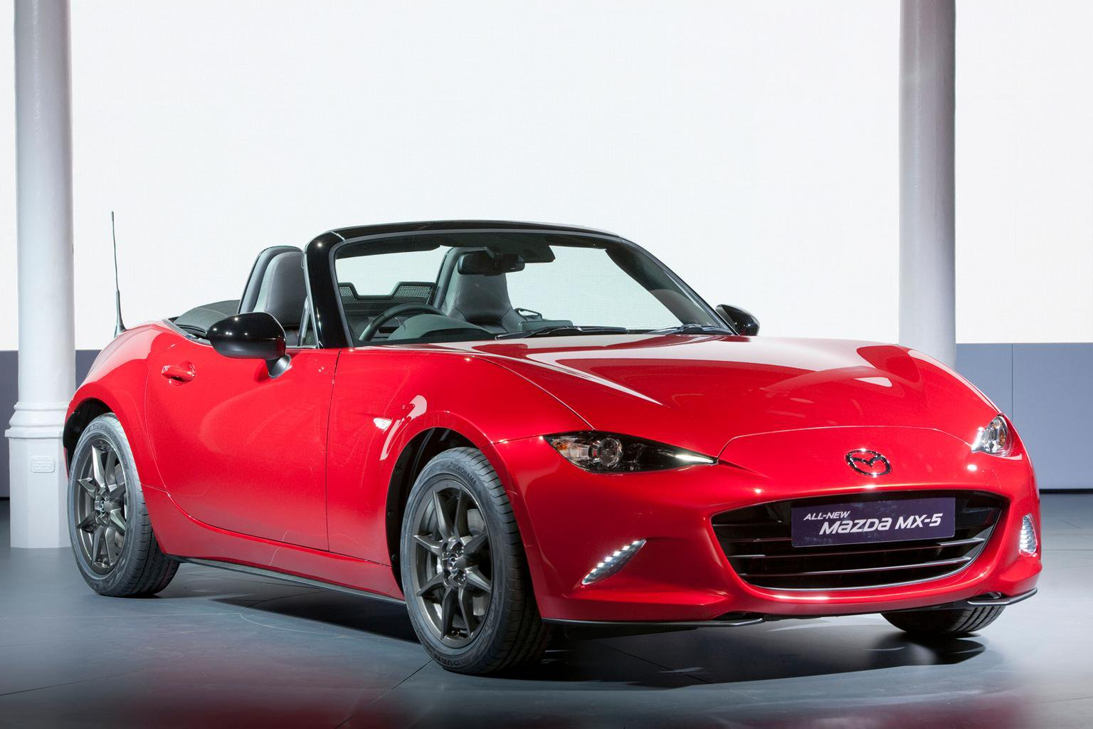 New Mazda MX-5 revealed - all you need to know