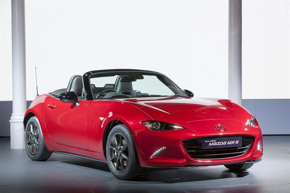 Mazda MX-5 exclusive preview