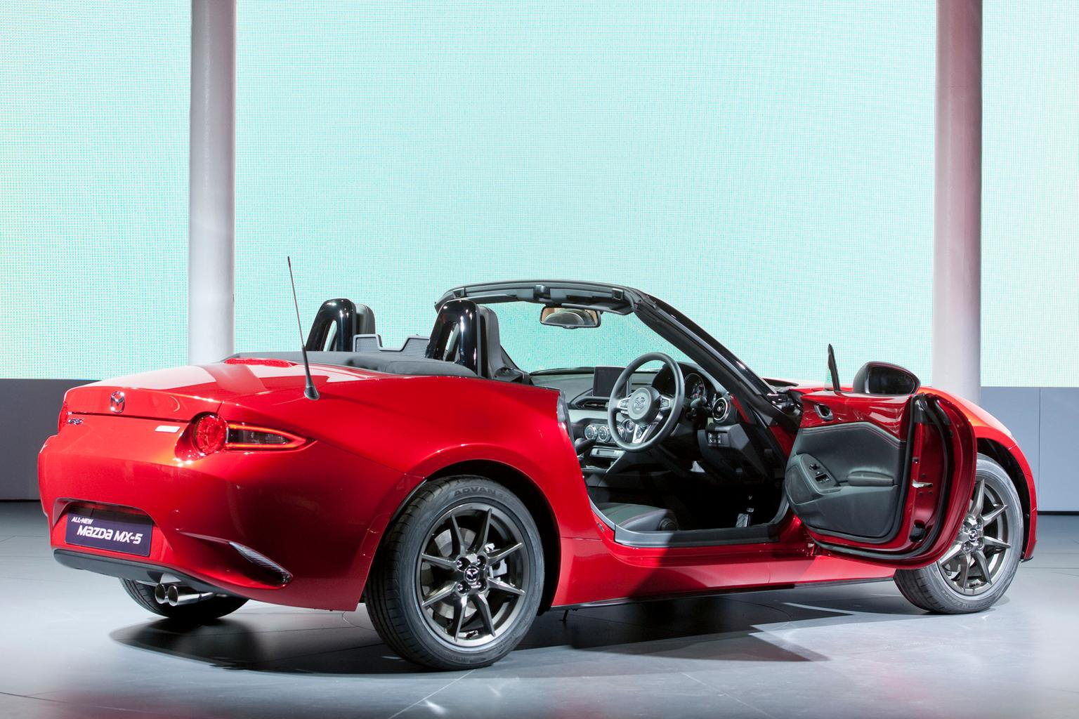 Mazda MX-5 - first impressions