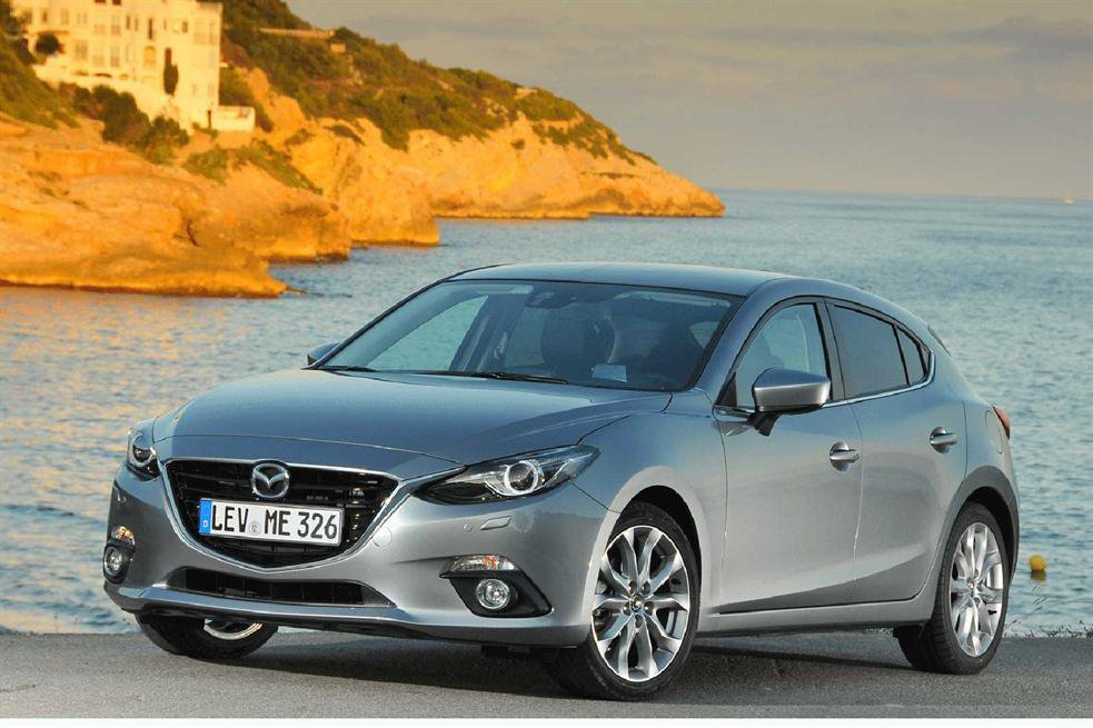 Exclusive Mazda 3 preview