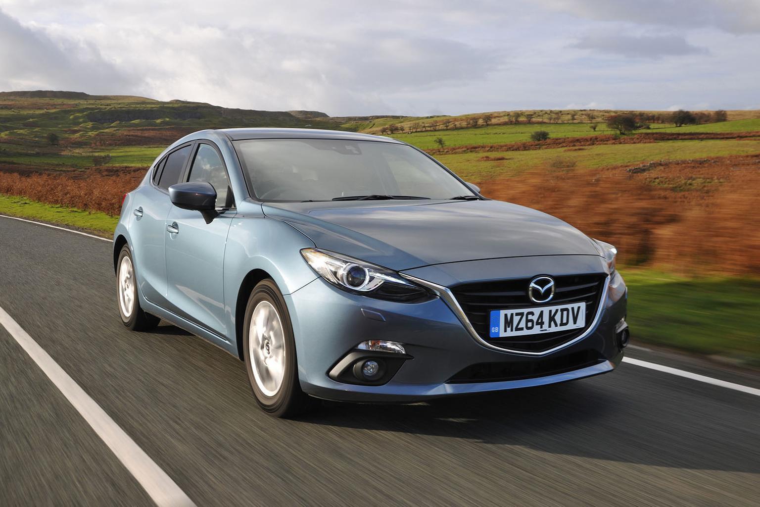 2016 Mazda 3 1.5D review