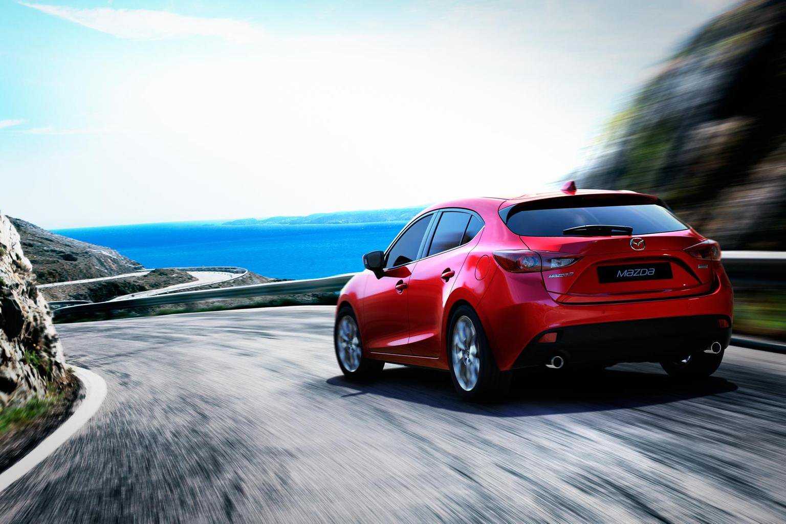Mazda Promotion: Safe as houses: 6 ways the all-new Mazda3 protects you and your family