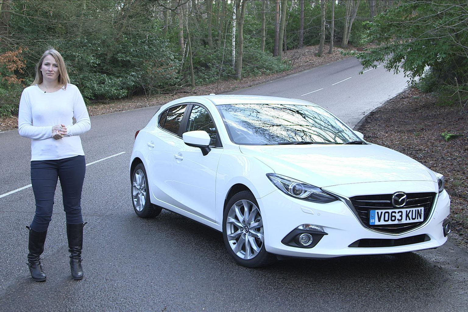 Video review: Mazda 3
