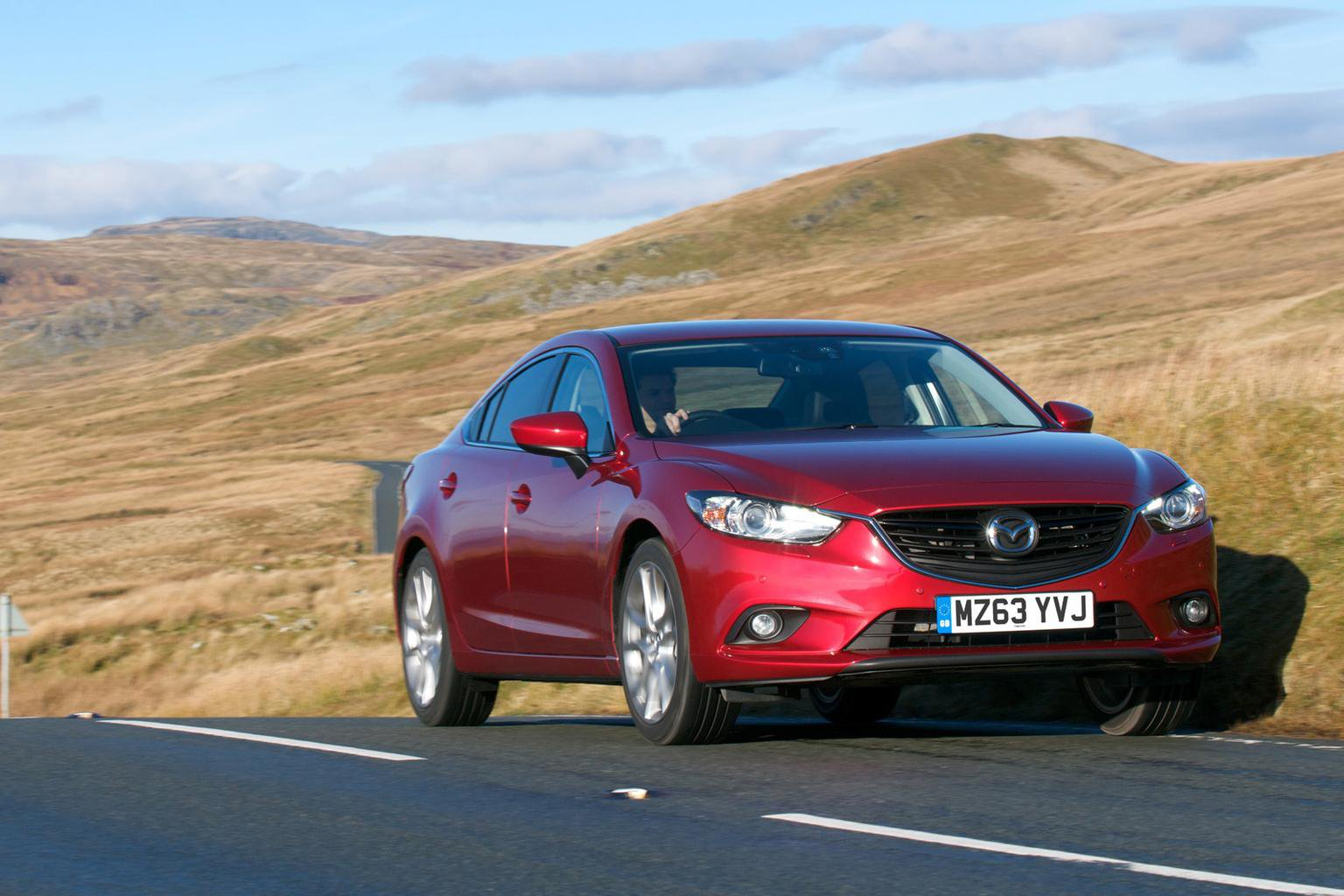 Mazda 6 engine mods cut emissions, boost economy