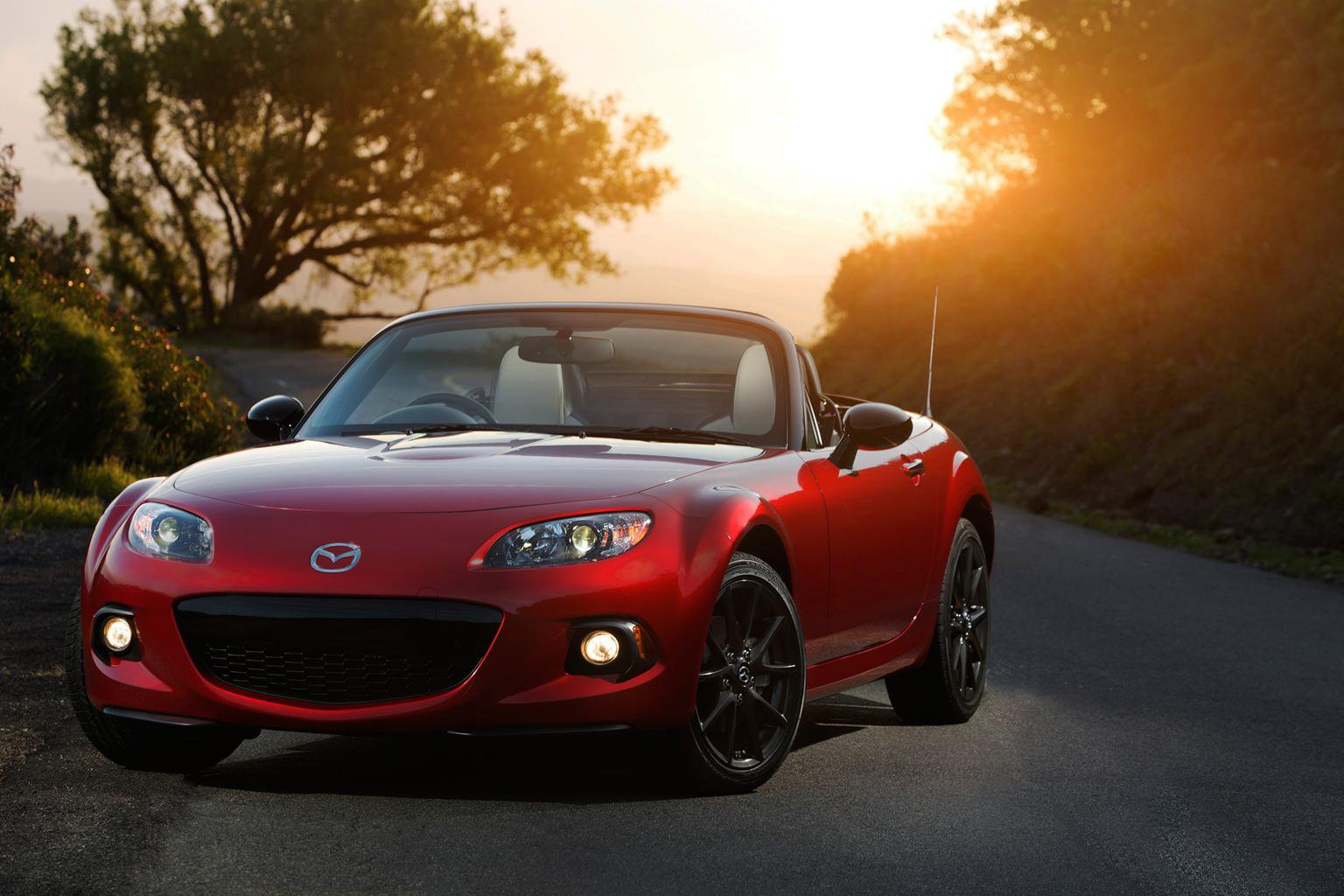 Mazda MX-5 25th Anniversary limited edition unveiled