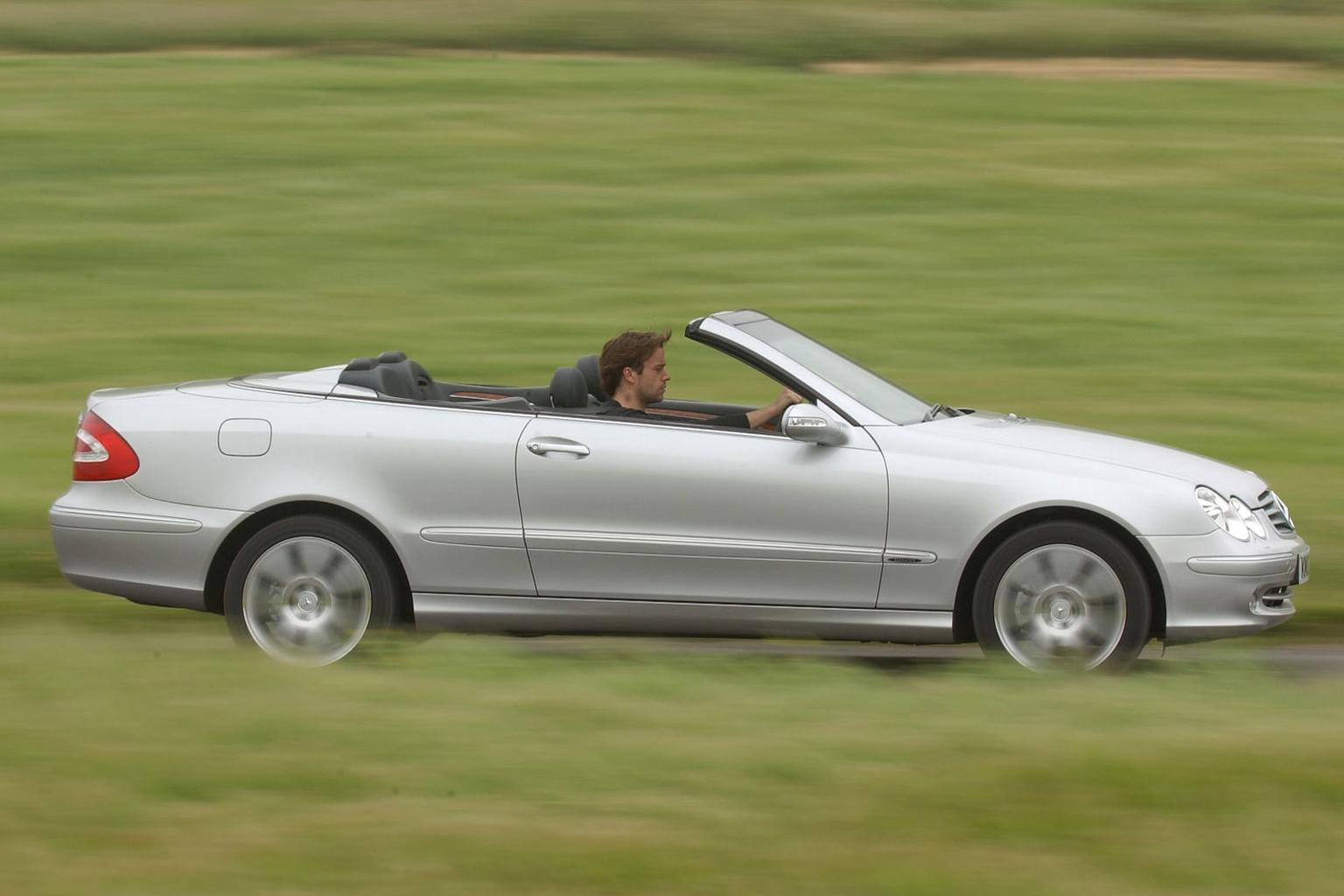 Mercedes-Benz CLK Cabriolet incurs extra inspection costs at end of lease
