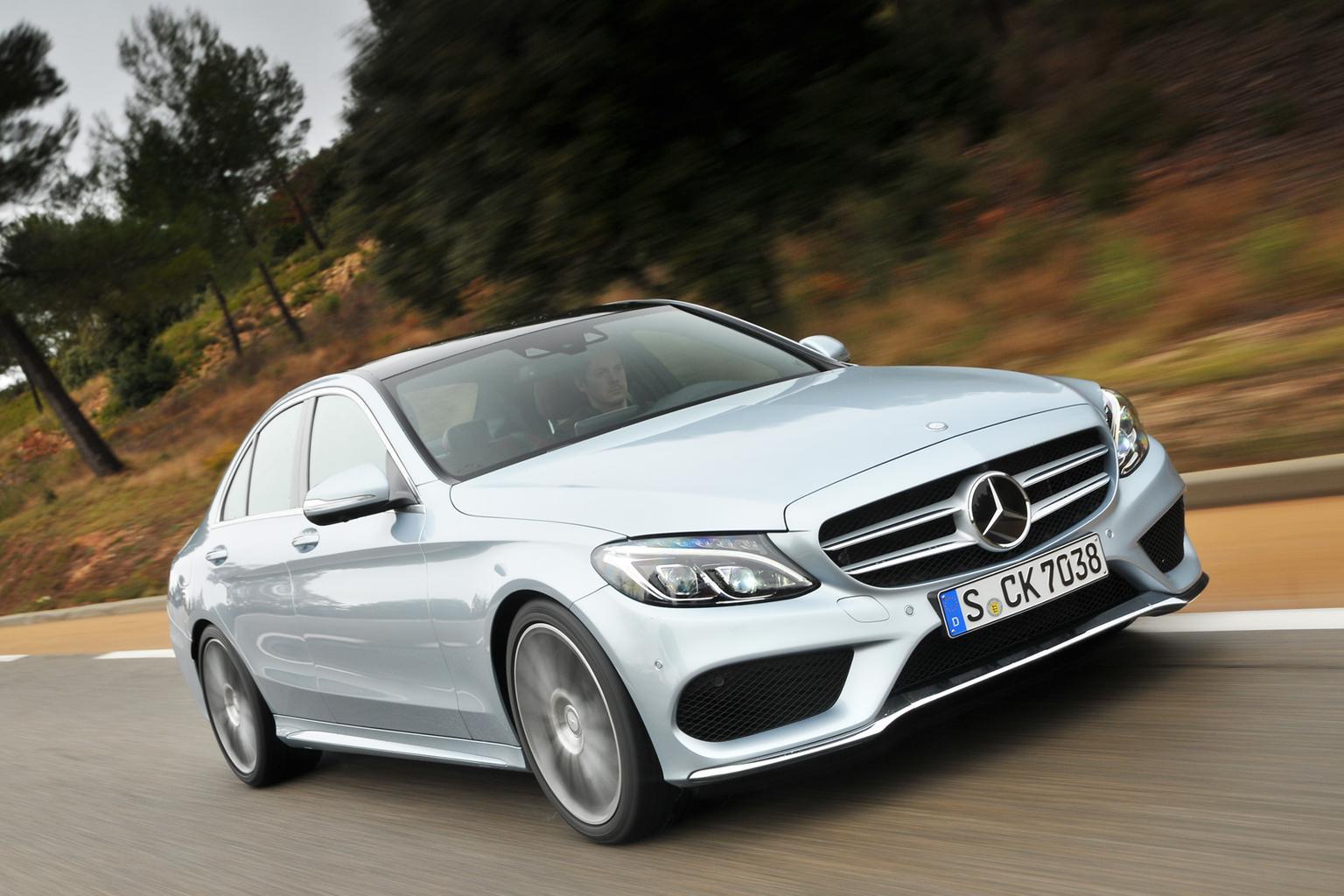 2014 Mercedes-Benz C250 Bluetec review