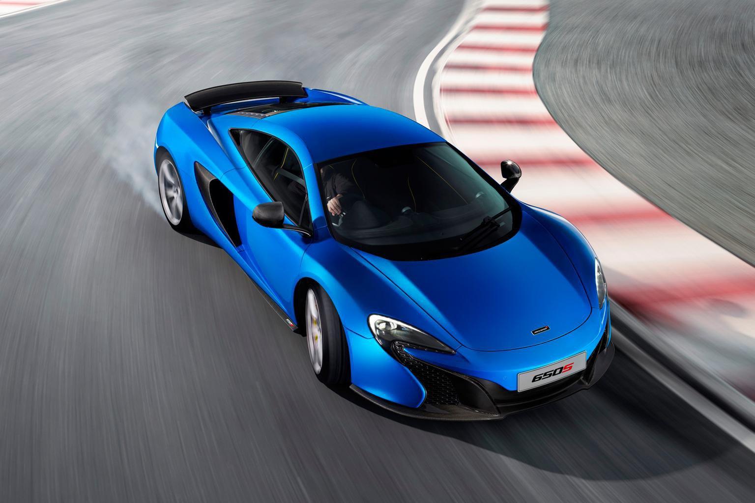McLaren 650S pricing announced
