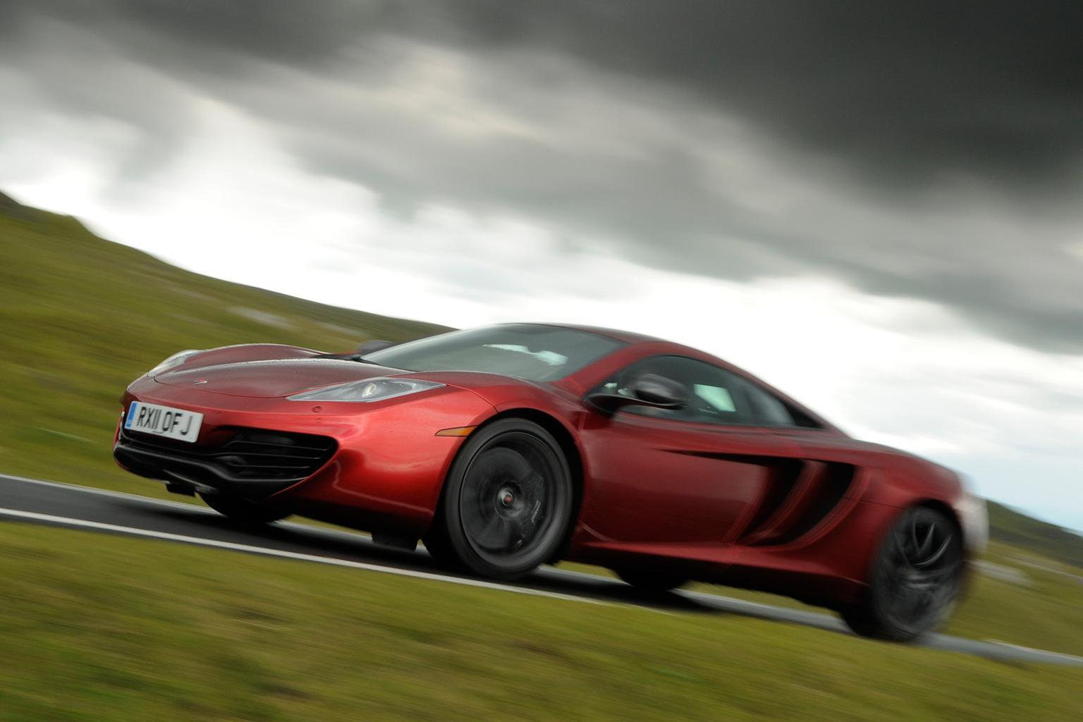 News roundup: McLaren axes 12C, and Lexus NX at Beijing
