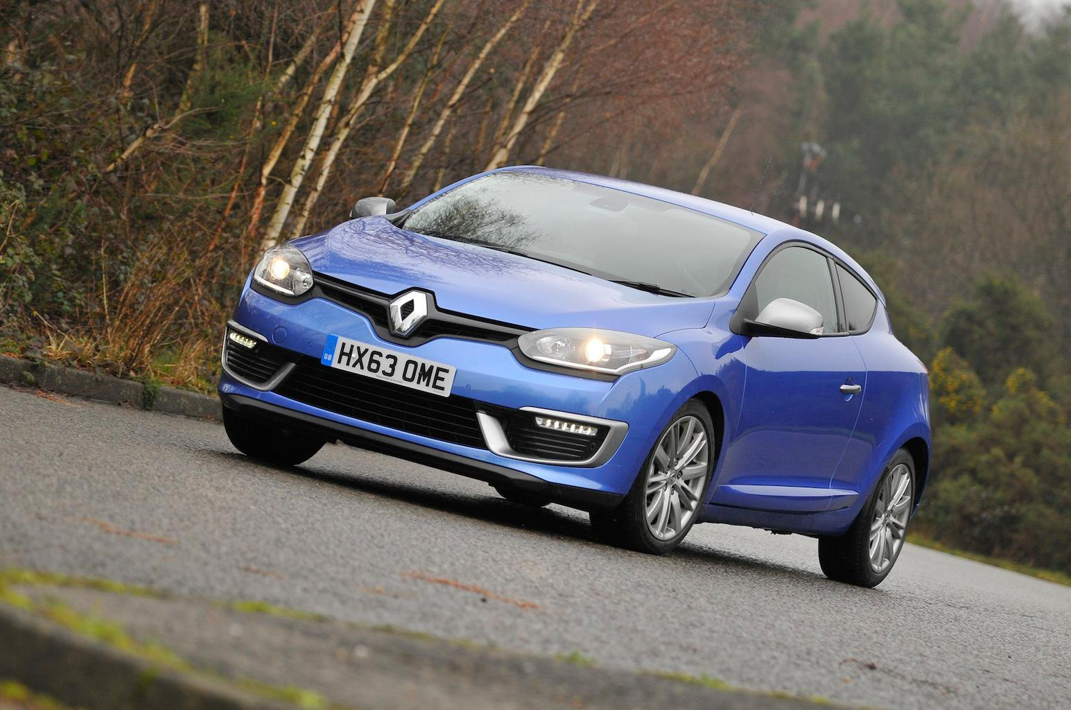 2014 Renault Megane Coupe review