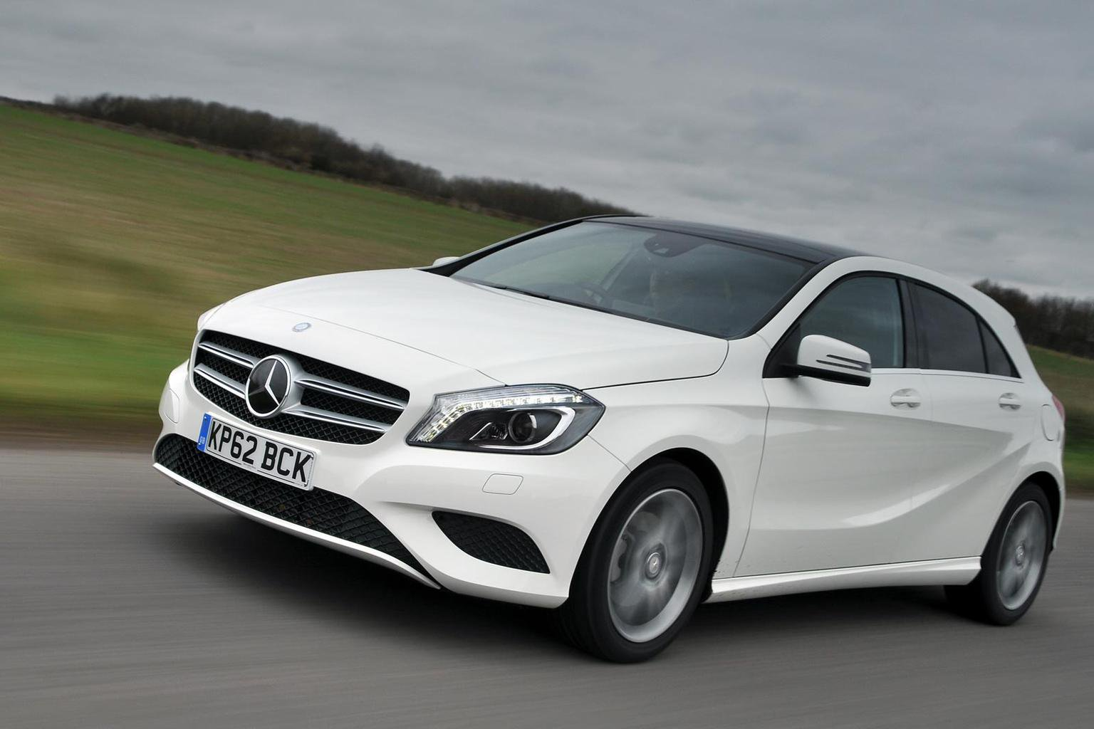 Can you get the test drive you want? Mercedes-Benz