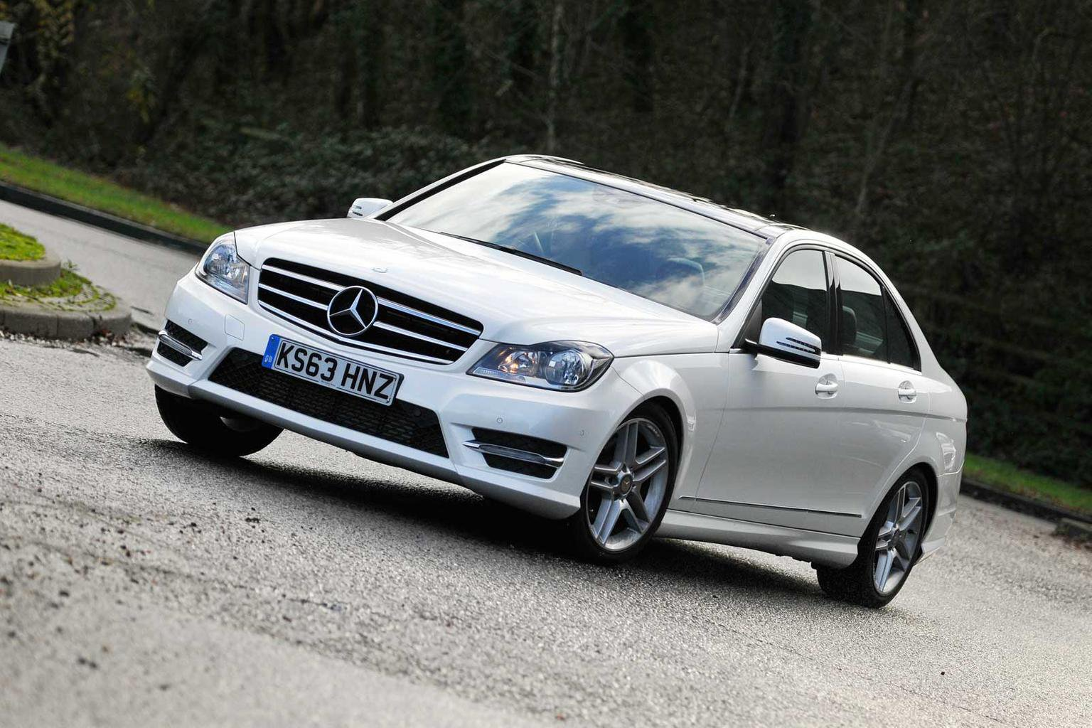 2014 Mercedes C220 CDI AMG Sport Edition review