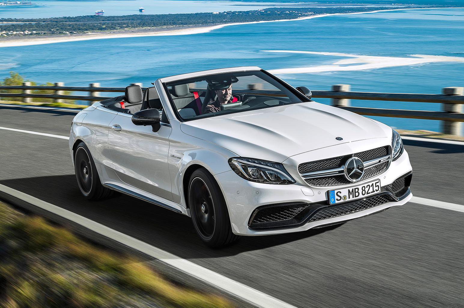 New Mercedes-AMG C63 Cabriolet revealed