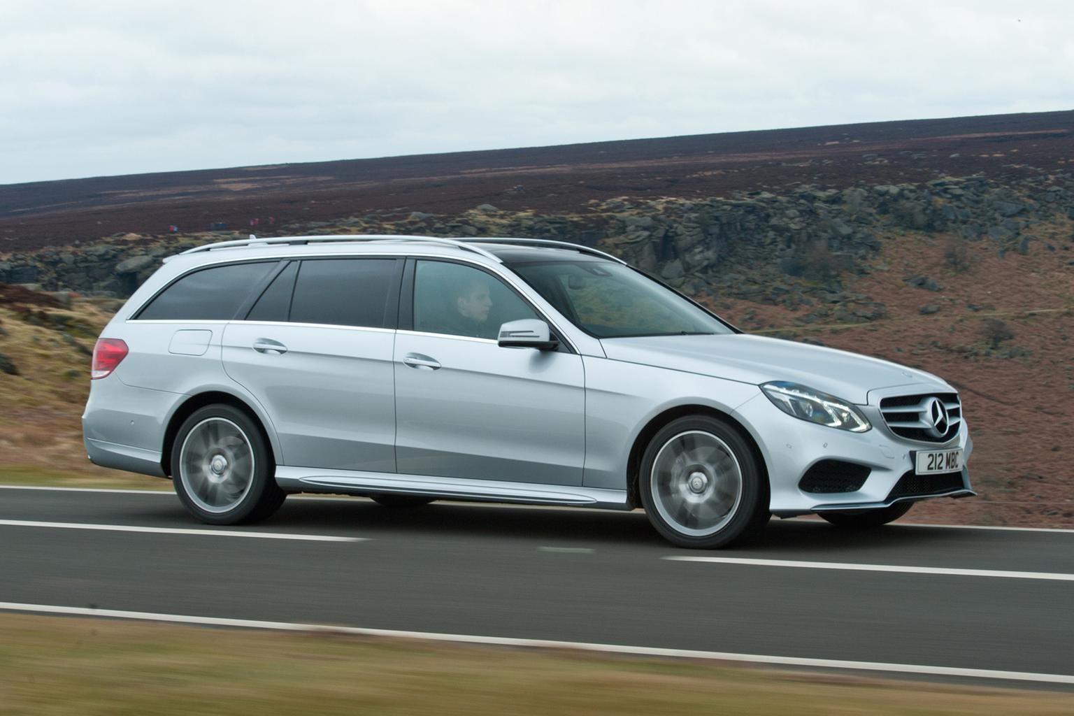 Deal of the day: Mercedes-Benz E-Class Estate