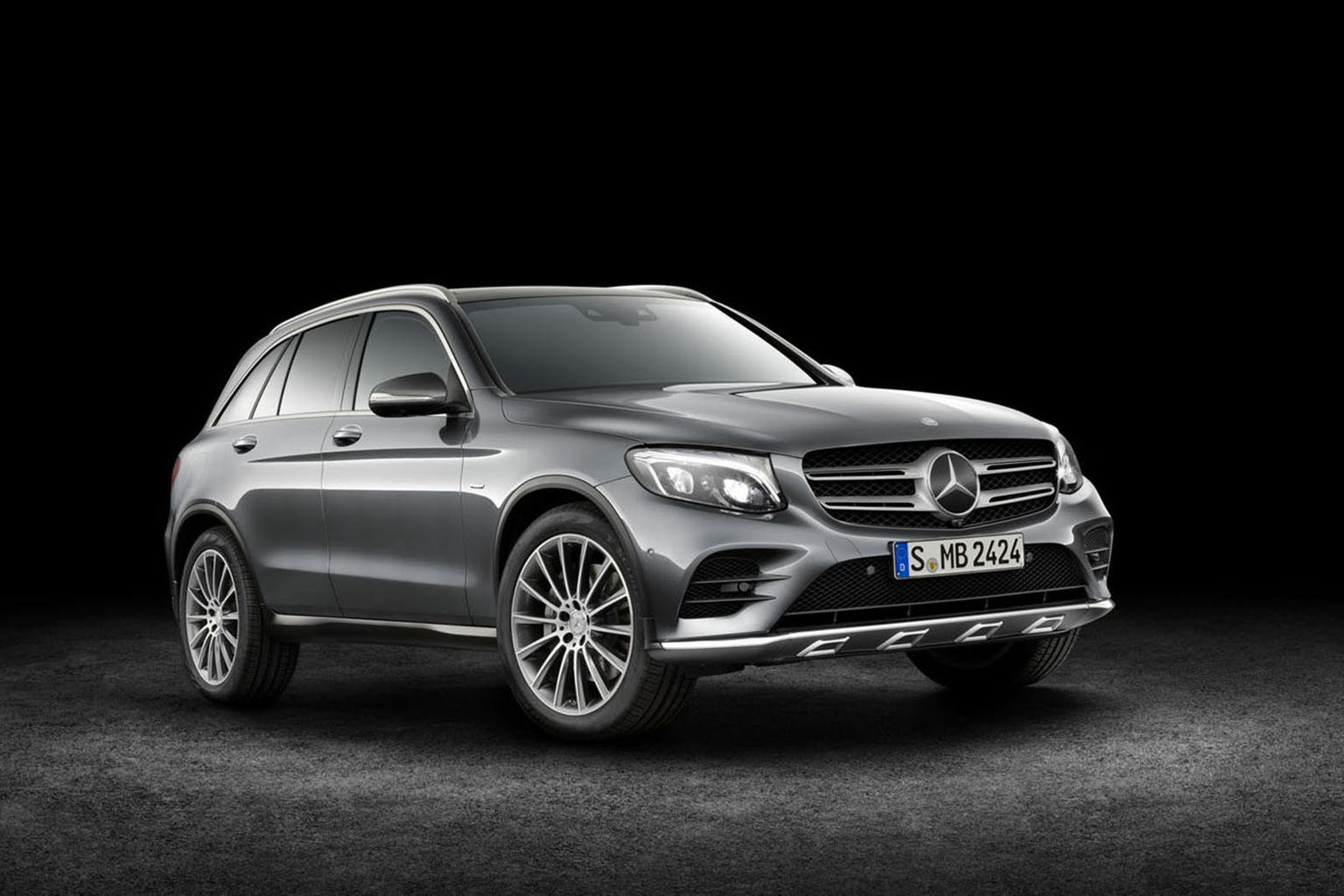 2015 Mercedes-Benz GLC revealed
