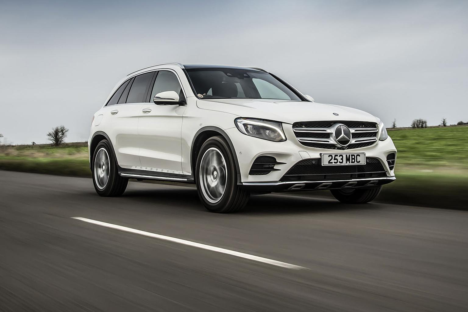 2016 Mercedes GLC 250d review