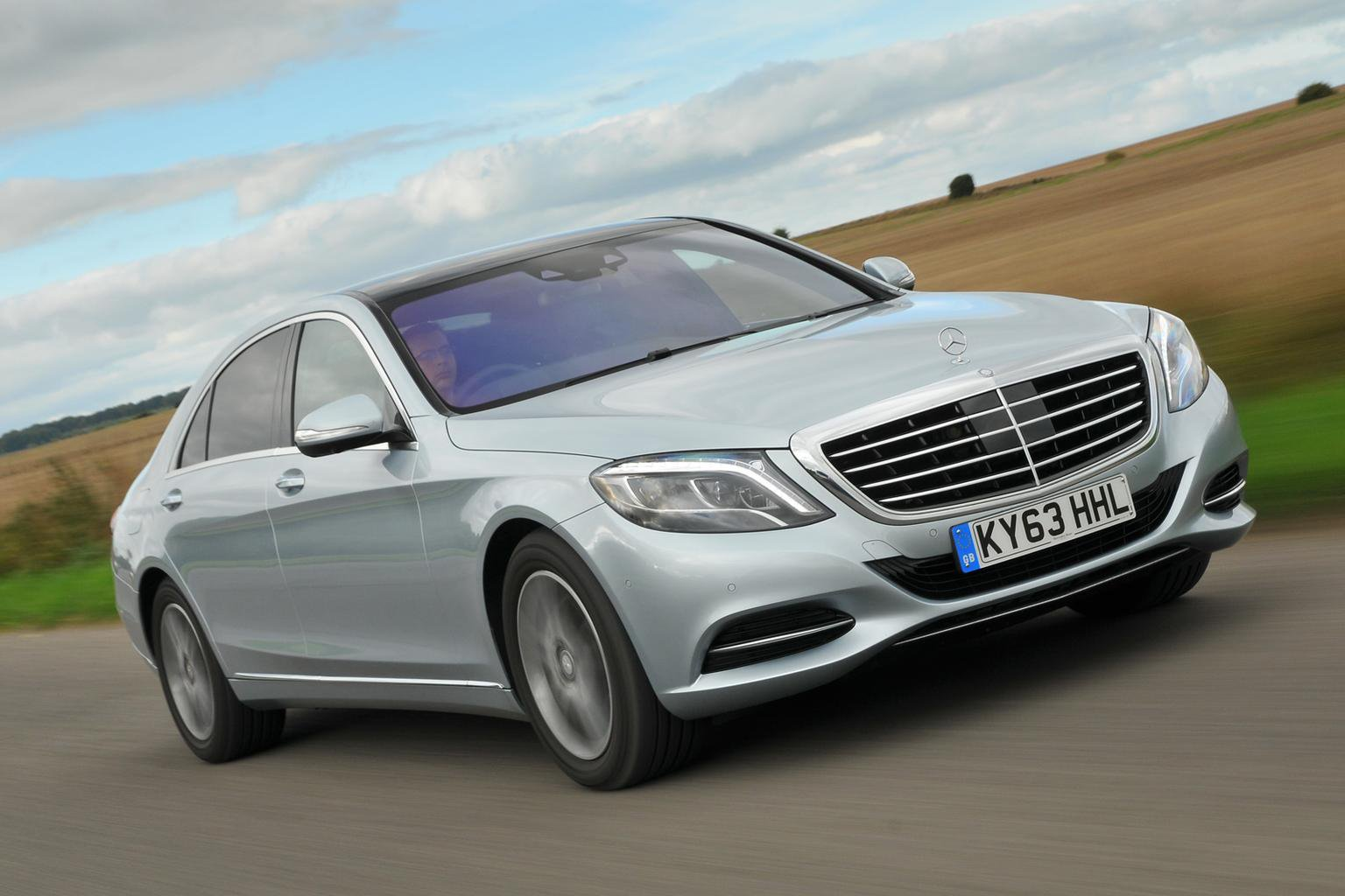 Deal of the day: Mercedes S-Class