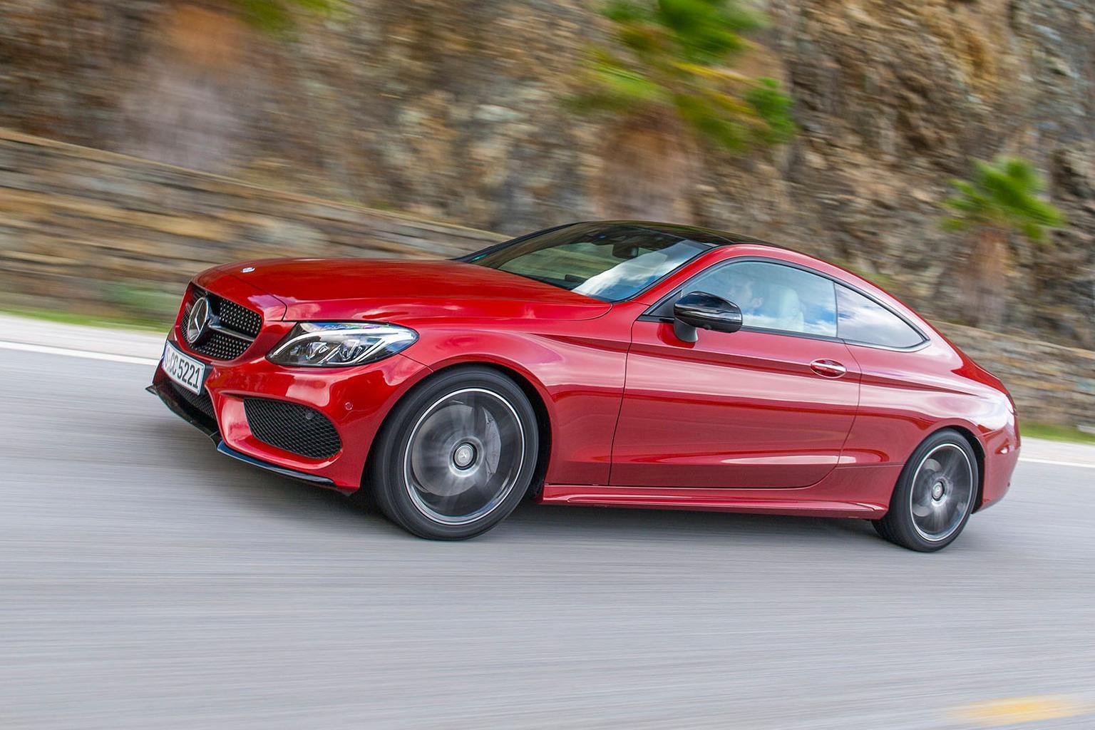 2016 Mercedes C250 d Coupe review